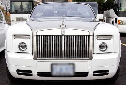 Rolls Convertable 4